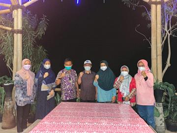 Dosen IPB University Inisiasi Penelitian Kerjasama Pengembangan Wisata di Cidahu, Sukabumi