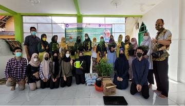 Dosen Sekolah Vokasi IPB University Ajarkan Budidaya Cabai Masyarakat Lingkar Kampus Sukabumi