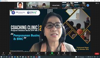 Kuatkan Kapasitas Startup, LKST IPB University Gelar Coaching Clinic Penyusunan Business Plan dan Model Bisnis Startup