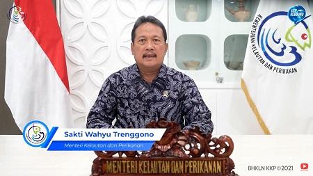 Menteri KKP Sambut Mahasiswa Baru Perikanan dan Kelautan, Beberkan Peluang dan Tantangan Masa Depan